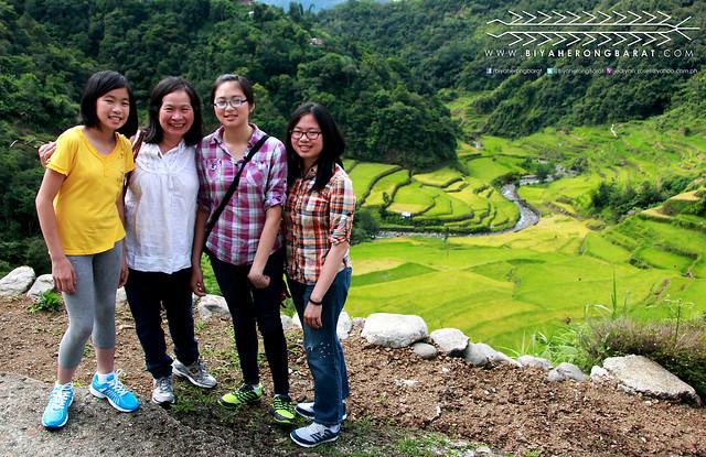 Family photo in Ifugao
