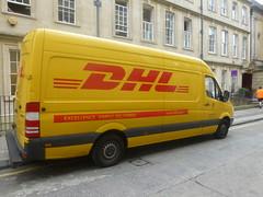 Deutsche Post in England