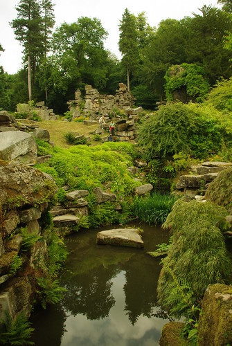 20130807-79_In Chatsworth's Rockery Garden by gary.hadden