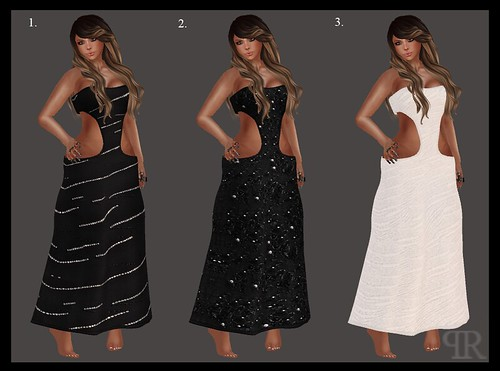 Sakide VIP Lounge Long Dresses