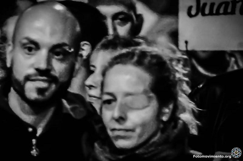 Justícia Juan Andrés amn l'Ester #ProuImpunitat Foto: Fotomovimiento