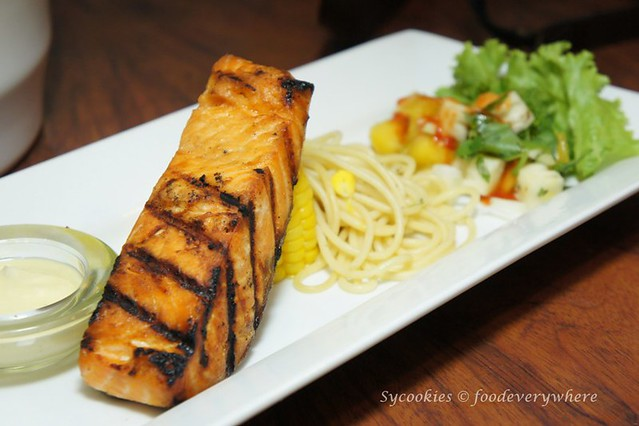 17.asmara penchala -grilled salmon RM38