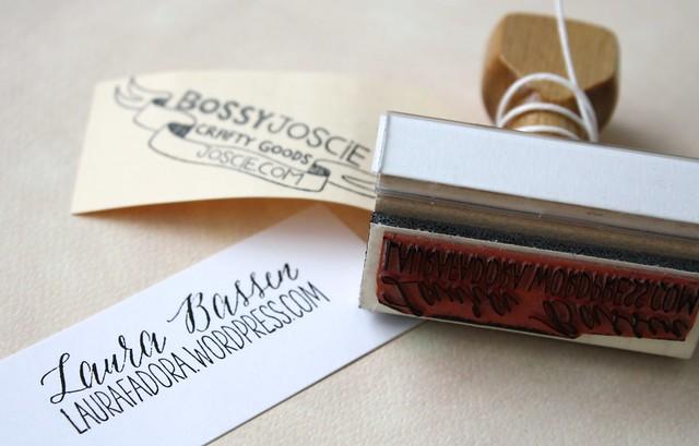 cutstom stamp