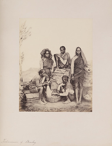Fisherwomen of Bombay by SMU Central University Libraries