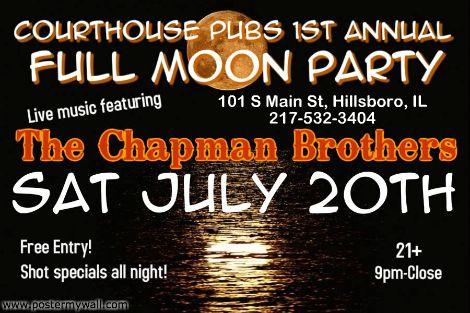 Chapman Bros 7-20-13
