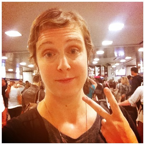 #TeenagedSelfie 15: I'm free to roam in NYC! And thus the series concludes.