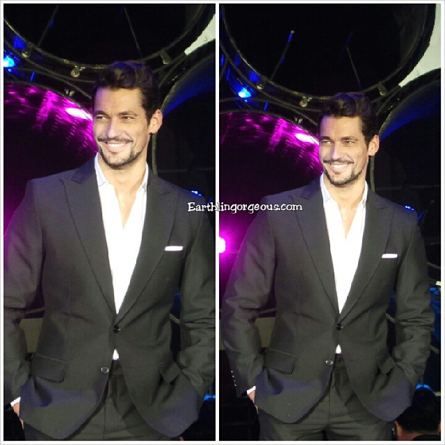 David Gandy #GandyforSMmen #phfw #Philippines #fashionweek #SMmen