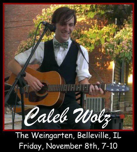 Caleb Wolz 11-8-13