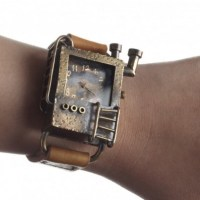 Τα βιομηχανικά ρολόγια της Yuuki Fujita