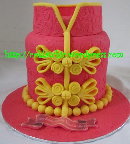 Cake Cheongsam