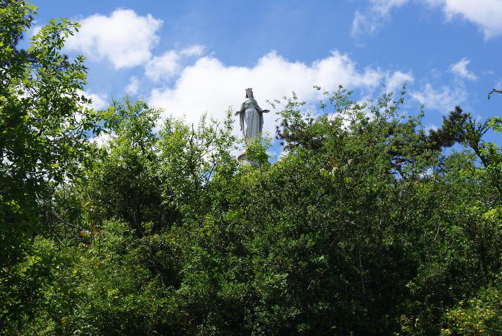 La Vierge de Yenne