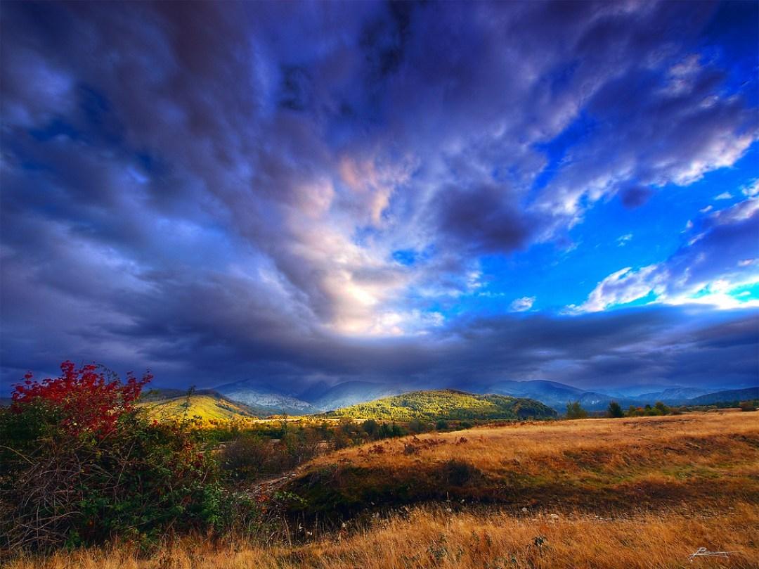 Después de la tormenta. Autor, Paul Bica