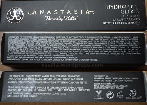 Anastasia Hydrafull Gloss in Moi