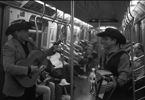 subway mariachi