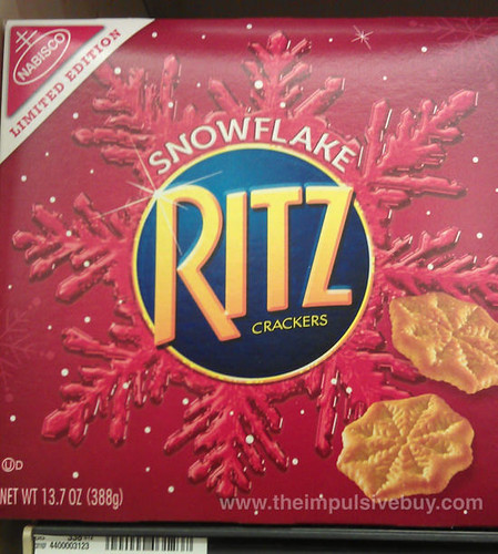 Limited Edition Snowflake Ritz