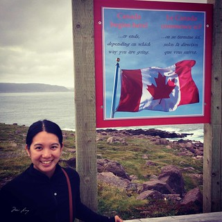 Most easterly point in North America