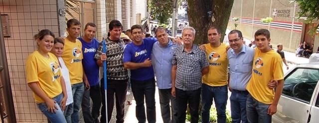 Martins Soares em peso no encontro do PSDB