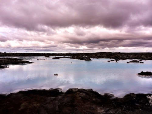 Blue Lagoon by SpatzMe