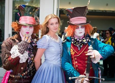 Alice in Wonderland Cosplay Doug Luberts