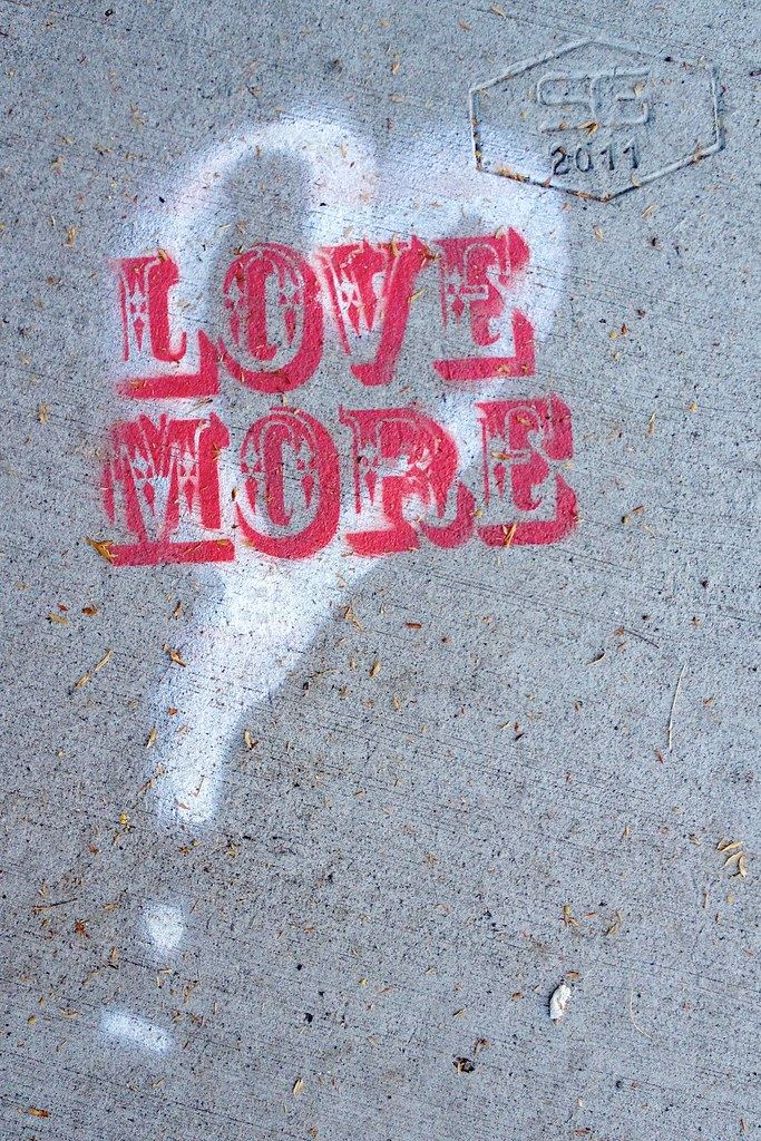 Another sidewalk commandment
