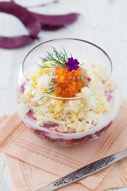 Russian Beet Salad 3