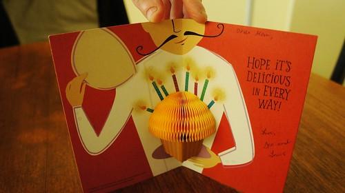 Birthday Card  10-24-13