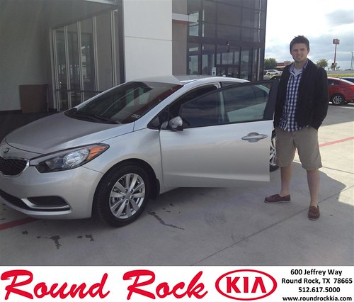 Round Rock KIA Customer Reviews and Testimonials - Tyson Schroder by RoundRockKia