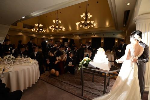 JP Wedding Cake Cutting
