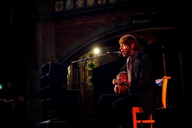 Daylight music at Union Chapel