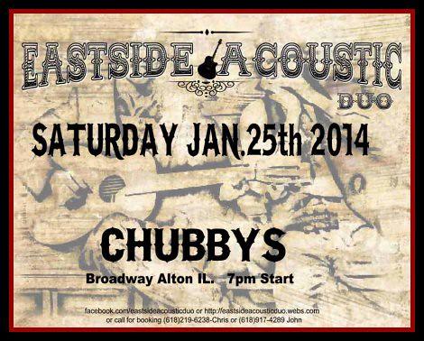 Eastside Acoustic 1-25-14