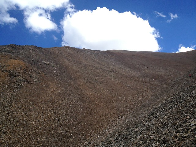 Picture from Mt. Bross, Colorado