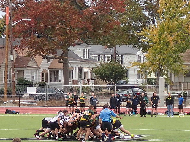 Southern CT feeds the scrum