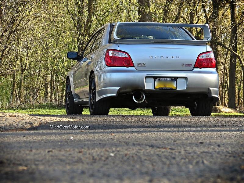 Nick's 2004 Subaru Impreza WRX STi Review | Mind Over Motor
