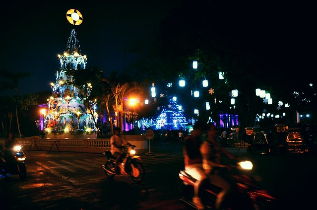 Christmas in Vigan Heritage City