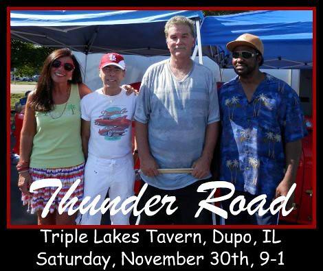 Thunder Road 11-30-13