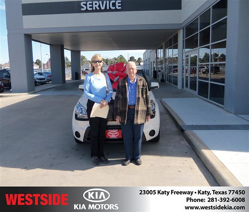 Happy Birthday to Ann D Lattimore from Rizkallah Elhallal and everyone at Westside Kia! #BDay by Westside KIA
