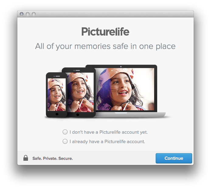 Picturelife 5. All your memories