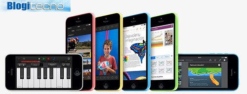 iPhone 5C: iPhone de Colores Brillantes y Atractivos