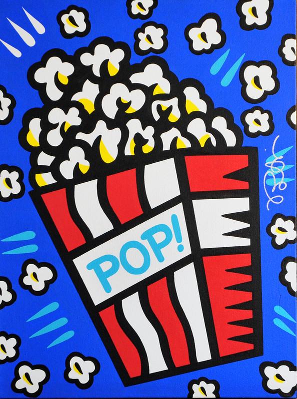 PITC Burton Popcorn Blue HR