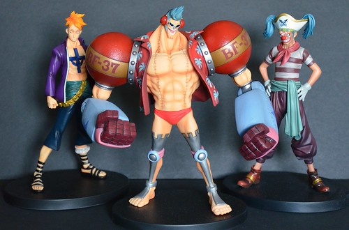 3/365 - One Piece - THE GRANDLINE MEN