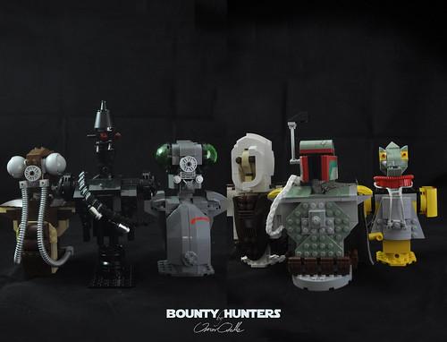 Badass Bounty Hunters by Omar + kamitera