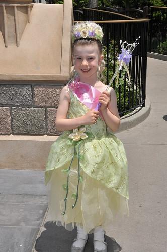 Princess in the Sun