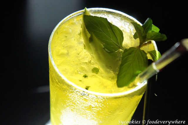 5.Chapter one- Snake Bite White Pint-strongbow mojito (1)