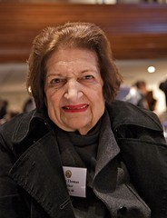 Helen Thomas died today