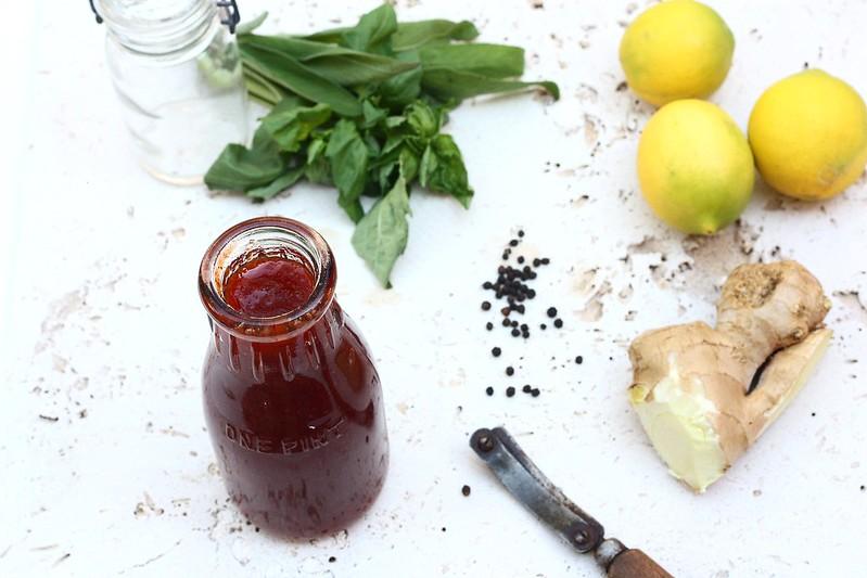 Plum Barbeque Sauce 2