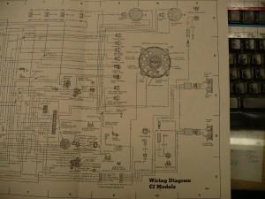 1978 cj 5 wiring diagram needed!  JeepForum