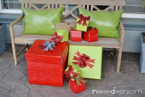 Outdoor Presents