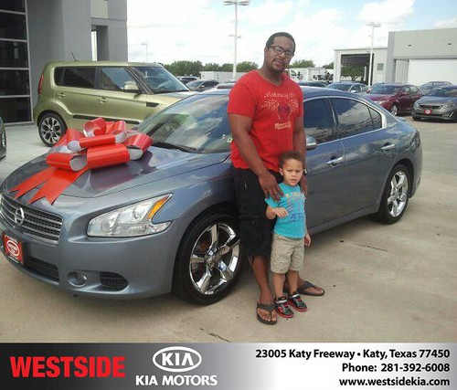 Happy Birthday to Evan Coleman from Gil Guzman and everyone at Westside Kia! #BDay! by Westside KIA