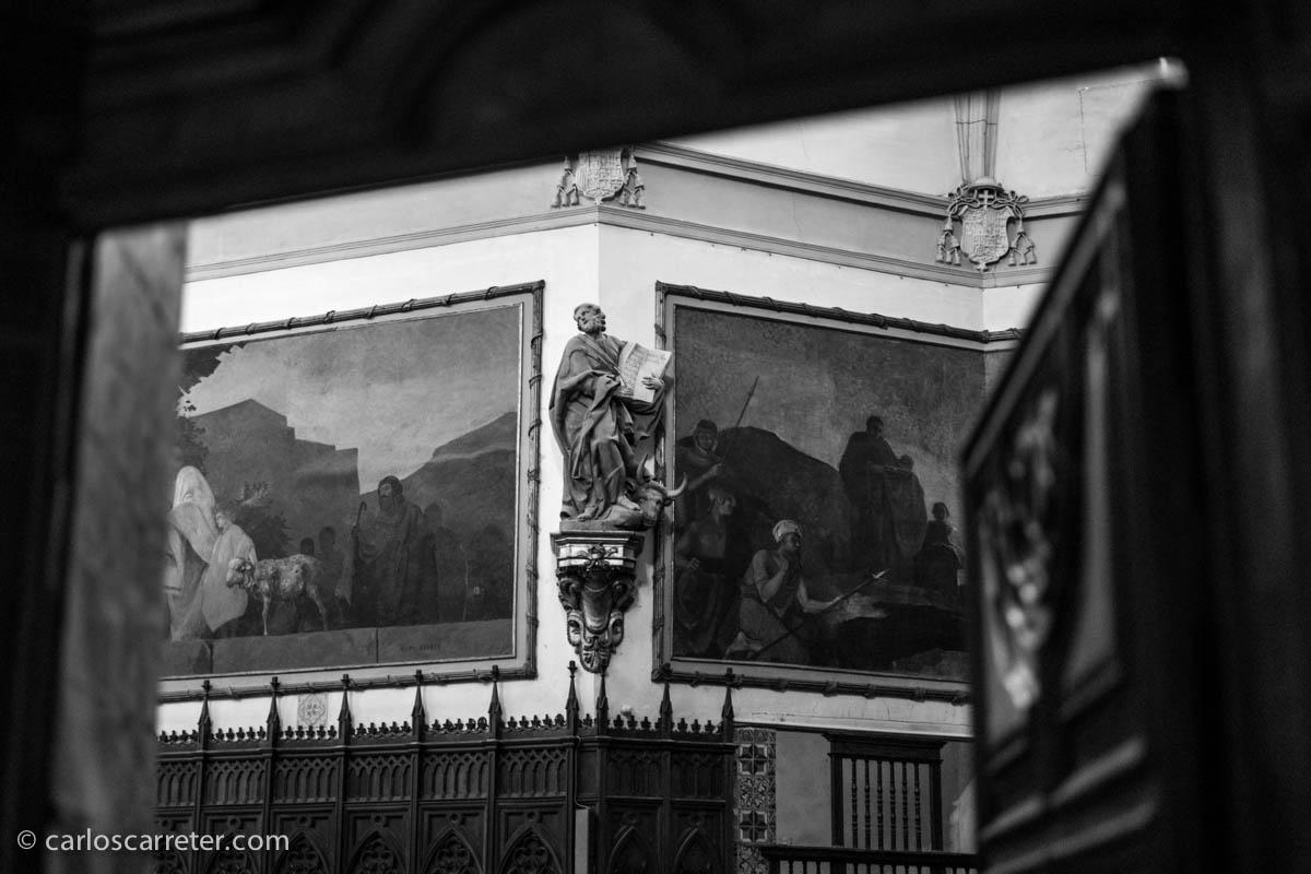 Un vistazo a las pinturas de Goya… o de los hnos. Buffet