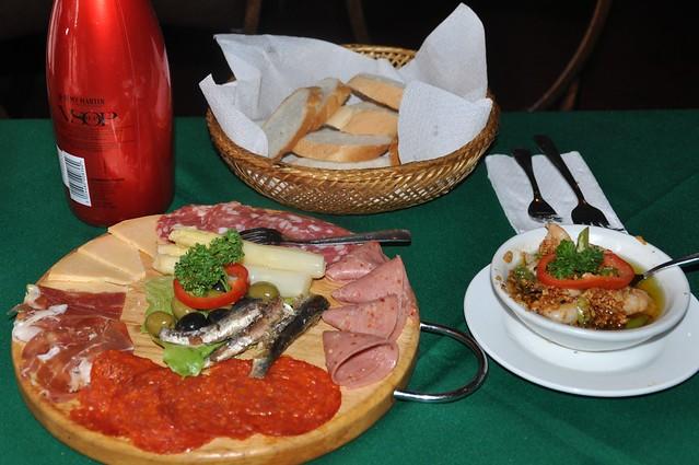 Casa Armas Lunch